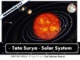 Tata Surya - Solar System Indonesian Y & Z Reader