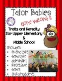 Tator Babies Genetics, Heredity, and Traits (Upper Elementary & Middle School)