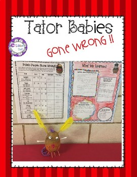 Tator Babies Genetics, Heredity, and Traits (Upper Elementary & Middle School)