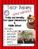 Tator Babies Genetics, Heredity, and Traits (Upper Element