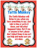 Tattle - Stop Tattling - Write down tattle - express your self