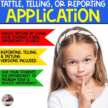 Tattle Application
