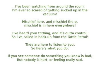Tattle Patrol
