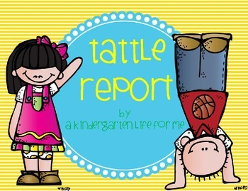 Tattle Report