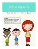 Tattle Reports