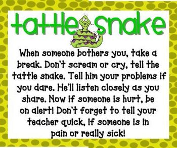 Tattle Snake