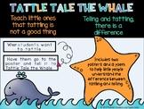 Tattle Tale the Whale