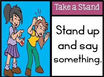 Tattle, Tell, or Take a Stand to Bully Behavior PowerPoint Game
