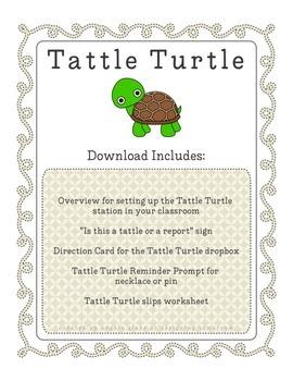 Tattle Turtle