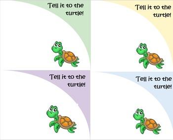 Tattle Turtle Kit