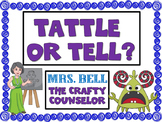 Tattle or Tell