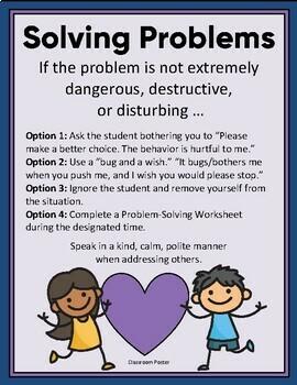 Problem Solving K-2