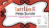 Tattling Mega Bundle- Extra Freebies! Save more by Bundling