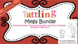 Tattling Mega Bundle- Extra Freebies! Save more by Bundling