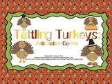 Tattling Turkeys: Articulation Games