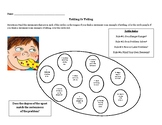 A Bad Case of Tattle Tongue: Tattling Vs. Telling handout coloring sheet