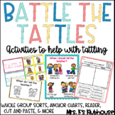 Tattling vs. Reporting: Activities and Resources to Help With Tattling