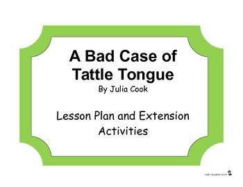 Tattling vs. Telling