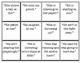 Tattling vs. Telling Sort