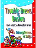 Taxation Without Representation - American Revolution, Pri