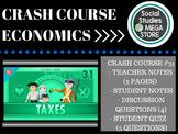 Taxes Crash Course Economics 31