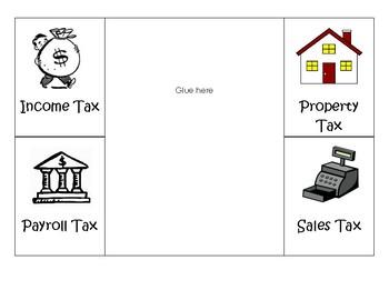Taxes Foldable 5.10A