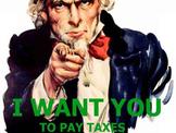 Taxes Magazine Activity
