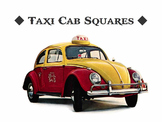Taxi Cab Squares ($500 classroom challenge)