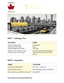 Taxi ESL Worksheet