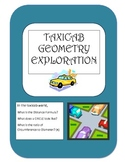 Taxicab Geometry Exploration