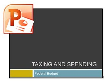 Taxing and Spending Lesson