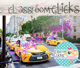 Taxis on a Busy Street Image_192:Hi Res Images for Bloggers & Teacherpreneurs