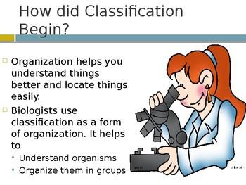 Taxonomy: Biology