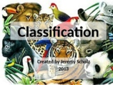 Taxonomy / Classification