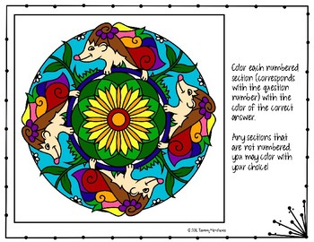 Taxonomy Classification Coloring Page