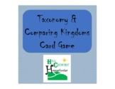 Taxonomy & Comparing Kingdoms Card Game