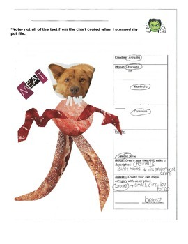 Taxonomy-Create your own Organism!