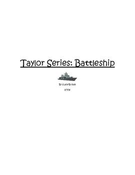 Taylor Series: Battleship Game