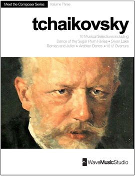 Tchaikovsky | Meet the Composer Series Piano Book, Vol. 3 (Digital Print)