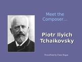 Tchaikovsky and The Nutcracker