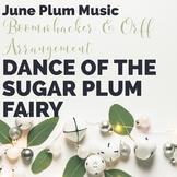 Tchaikovsky's Nutcracker: Dance of the Sugar Plum Fairy. O