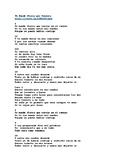 Te Mando Flores (I Send You Flowers) by Fonseca. Spanish S