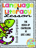 Language and Literacy Lesson: The Mixed-Up Chameleon
