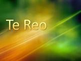 Te Reo 101