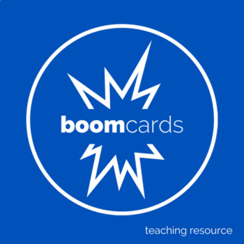 Te Reo Māori Counting Sentences 1-10  Boom Cards™ task cards