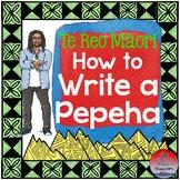 Te Reo Māori: How to Write a Pepeha