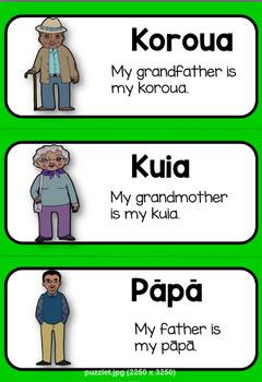 """Te Reo Māori Made Easier       Ko au """"ME"""""""