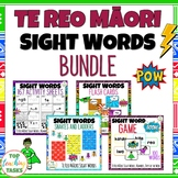 Te Reo Māori Sight Words BUNDLE Maori Language Week