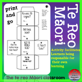 Te Reo Māori- *THE BASICS* - Level 1 questions
