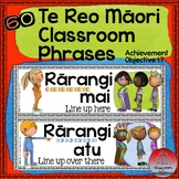 Te Reo Māori: Classroom Phrases